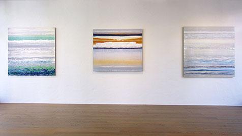 Bruno Kurz | Galerie Mollwo 2017