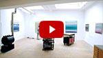 Bruno Kurz im Atelier – Video 2016